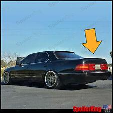 Rear Trunk Lip Spoiler Wing (Fits: Lexus LS400 1989-94 XF10) SpoilerKing