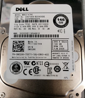 "Dell 0W328K-MBE2147RC Enterprise Class 2.5"" 146GB 15K 16M 6Gbps SAS HDD"