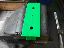 "Engineers 6""  160mm Magnetic Soft Vice Jaws Made From T.P.U."