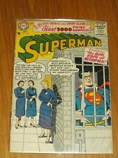 SUPERMAN #108 VG (4.0) DC COMICS SEPTEMBER 1956