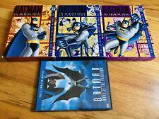 Batman Animated Series DVD Set