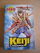 KEIJI Il Magnifico n°3 1999 edizioni Star Comics   [G401]
