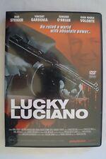 Lucky Luciano - Rod Steiger, Vincent Gardenia - DVD