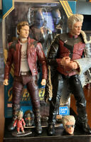 Authentic S.H. Figuarts Nebula Complete + Star Lord + ML Collector + Baby Groot