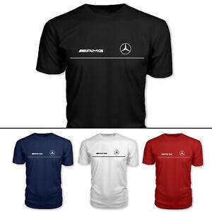 Mercedes Benz AMG T-Shirt Fanshirt Motorsport Geschenk NEU S - 5XL