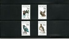 Venda -- Birds -- complete set used from 1989