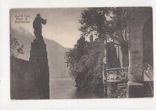 Lago di Como Porto di Balbianello 1924 Postcard 392a