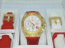 US Bought Authentic Original Technomarine 117003 Valentines Ladies Crystal Watch