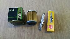 Tune up Kit Spark Plug Oil Filter Yamaha TTR225 XT225 TTR XT 225 230