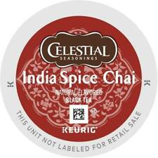 Celestial Seasonings  India Spice Chai keurig k-cups 96 count -FREE SHIPPING