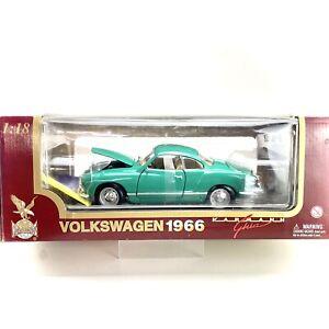 NEW Road Legends 1:18 Die Cast 1966 Volkswagen Karmann Ghia Sedan FREE SHIPPING!