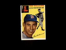 1954 Topps 250 Ted Williams VG-EX #D676069
