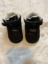 Nike Air Jordan Crib Bootie Baby Shoes 552494-035 Size 1C