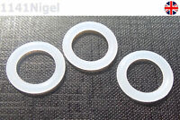 19mm OD  3mm CS O Rings Seal Silicone VMQ Sealing O-rings Washers