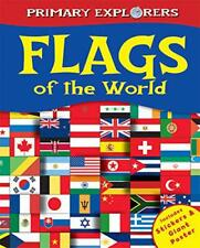 Flags of the World (Primary Explorers) by Kirsty Neale, Good Used Book (Paperbac