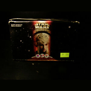 Star Wars Episode 1 Taco Bell Promo Toy Queen Amidala's Ship Sealed Inner Neat