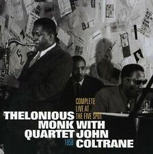 Complete Live At The Five Spot 1958 - Thelonious (Quartet)/John (2013, CD NUOVO)