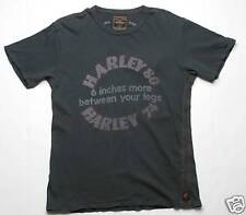 """Trunk Harley Davidson 6"""" More Between Your Legs Tee L"""