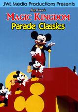Walt Disney World Parade DVD Mickey Mania, Remember The Magic, Share a Dream