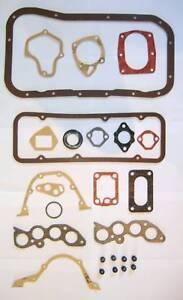 FIAT 131 / KIT GUARNIZIONI MOTORE/ ENGYNE GASKETS SET