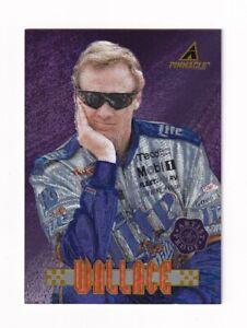 1997 Pinnacle PURPLE ARTIST PROOF PARALLEL #2 Rusty Wallace SUPER SCARCE!