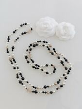 Original CHANEL CC Necklace/ Perlenkette lang in OVP