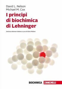 I PRINCIPI DI BIOCHIMICA DI LEHNINGER. CON E-BOOK  - NELSON DAVID L., COX
