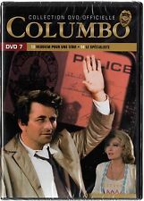 COLUMBO - Intégrale Télé 7 Jours -  DVD N°7 - Saison 2 - Ep 13 et 14 - NEUF