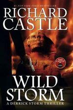 Wild Storm (a Derrick Storm Novel) (Castle)-ExLibrary