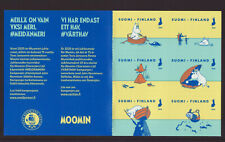 Finland 2020 MNH - Our Sea - Moomins - booklet with 6 stamps