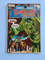 DETECTIVE COMICS BATMAN AND BATGIRL NO.413 JULY 1971