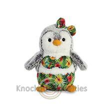 "Pompom Penguin Hula 9"" Stuffed Animal Play Fun Toy"