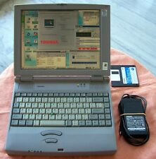Win 95 Toshiba 300-CDS Intel 166MHz 16MB 2GB Floppy Serial Parallel ΑutoCAD (cdt