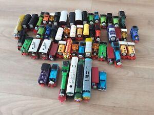 Vintage ERTL Thomas Trains Bundle 55 x Trains