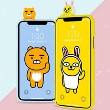 Genuine Kakao Friends Art Jelly Case Galaxy Note20 Note20 Ultra Case Korea made