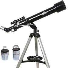 Gskyer Telescope, Instruments Infinity 60mm AZ Refractor Telescope, German Techn