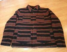 Lee Alaska Wool Mackinaw Jaket XL
