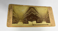 Cleveland Ohio OH-Interior of Arcade-1896 Alfred S Campbell Tobacco Stereoview