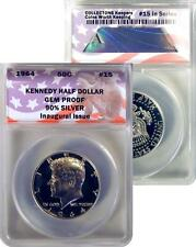 CollecTons Keeper #15: 1964 Kennedy Half Dollar Gem Proof
