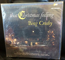 BING CROSBY That Christmas Feeling MCA Records 15019