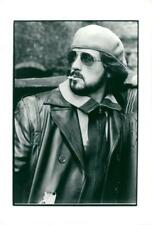 "Sylvester Stallone in the movie ""Nighthawks"" - Vintage photo"