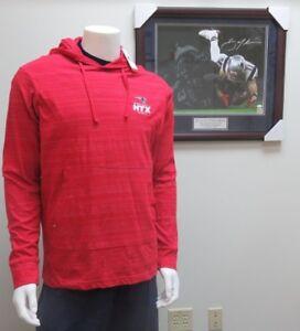 NFL New England Patriots Super Bowl LI HTX Lightweight Pullover By Antigua