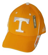 huge discount c0d64 d05dd Adidas Tennessee Volunteers Structured Cap Flex Fit Hat L XL