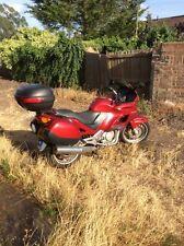 Honda NT650V Deauville Motorbike