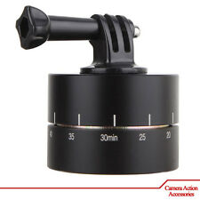 Camera Action Accessories - 360°Panoramic Rotating Time Lapse For Sjcam / GoPro