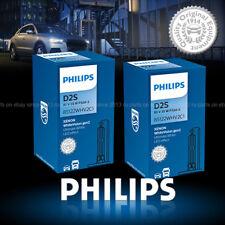 Philips D2S WhiteVision gen2 85122WHV2C1 5000K+120% P32d-2 85V 35W 2 bulbs