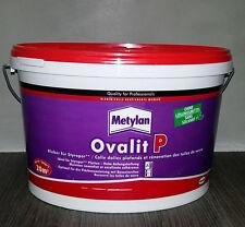 Metylan Ovalit P Styropor®-Kleber mit 7Kg -sehr hohe Klebkraft-