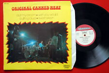 CANNED HEAT ORIGINAL RARE FRENCH LP