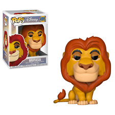 Funko Pop! Disney The Lion King MUFASA Vinyl Figure #495 NEW