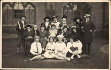 Bristol photo. Girls School Fancy Dress Group by Hamilton's Studios, Staple Hill
